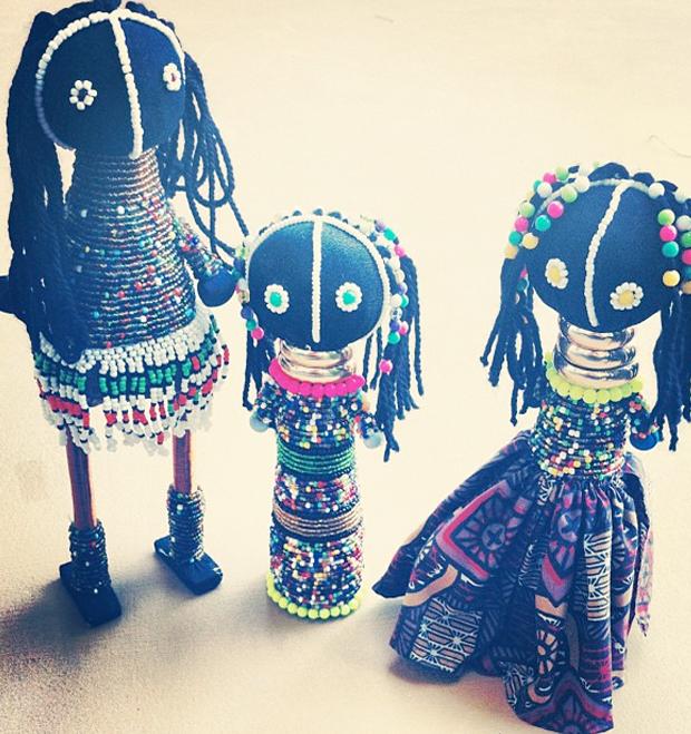 african-dolls