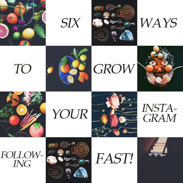 six-ways-to-grow-your-instagram-follwing