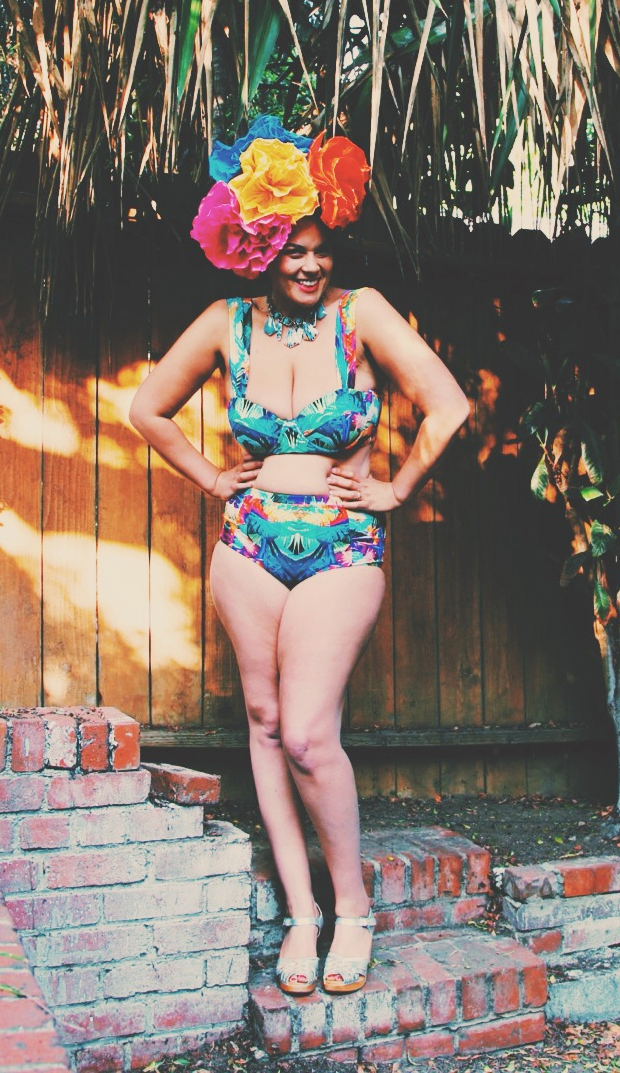 The very best swimsuits for your curves | Justina Blakeney