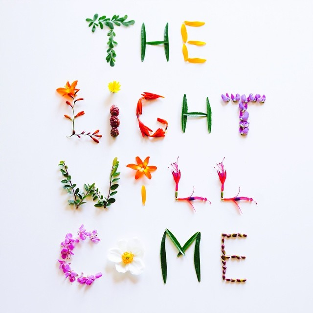 @Sophie_hsin inspired by Phil Wickham's The Light Will Come