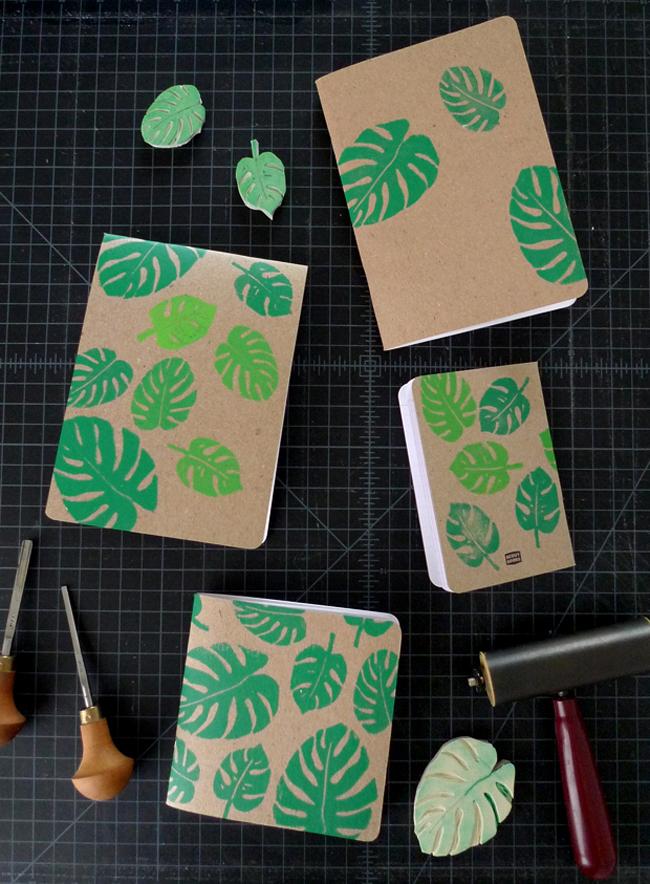 Erin Dollar Jungalow Notebooks