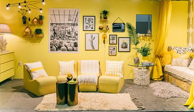 Living Yellow | Blakeney for YP