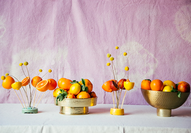 Citrus Styling with Sunkist Growers   The Jungalow