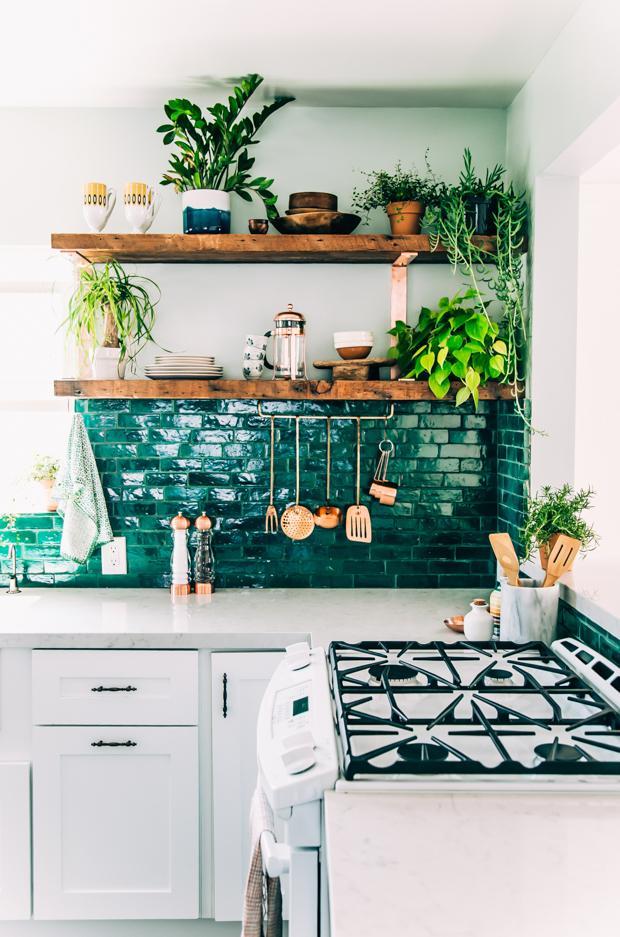 Justina Blakeney's Boho Kitchen | The Jungalow