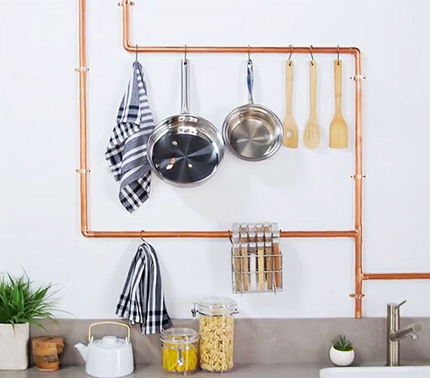 DIY-Copper-Kitchen-Rack
