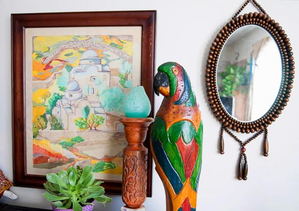 PadPeek-MoodRing-Parrot