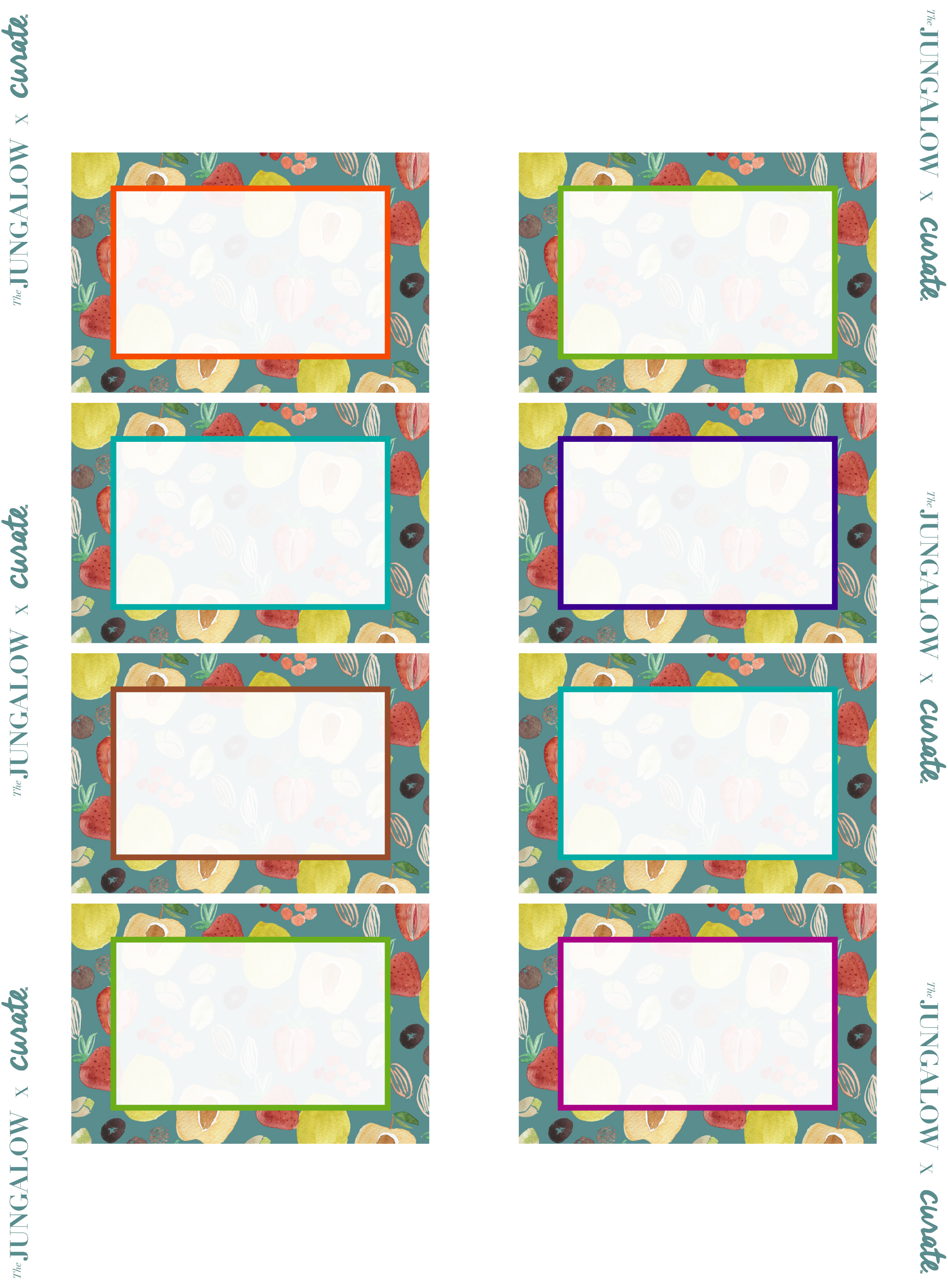 label template-rectangle-4