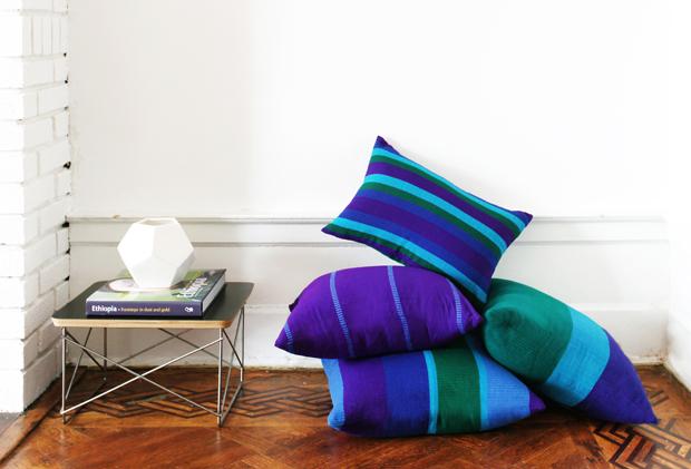 Bole-Road-Textiles-Konso-Blue-Green-Pillows-L