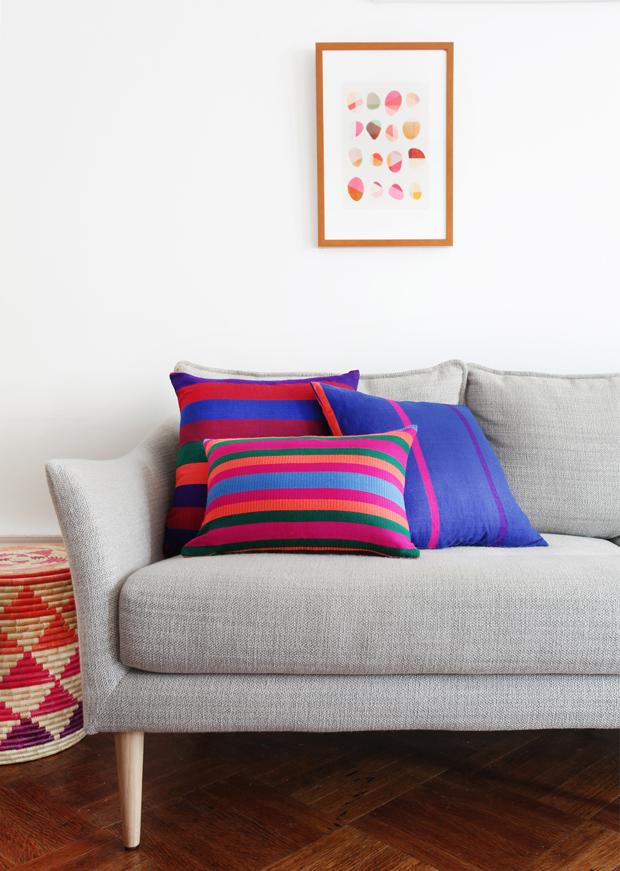 Bole-Road-Textiles-Konso-Blue-Orange-Pillows-P