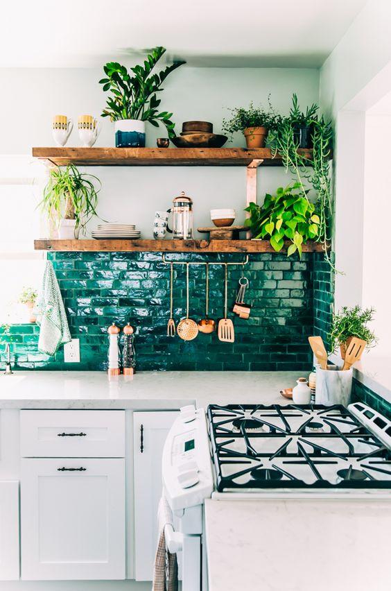 Justina Blakeney's Kitchen