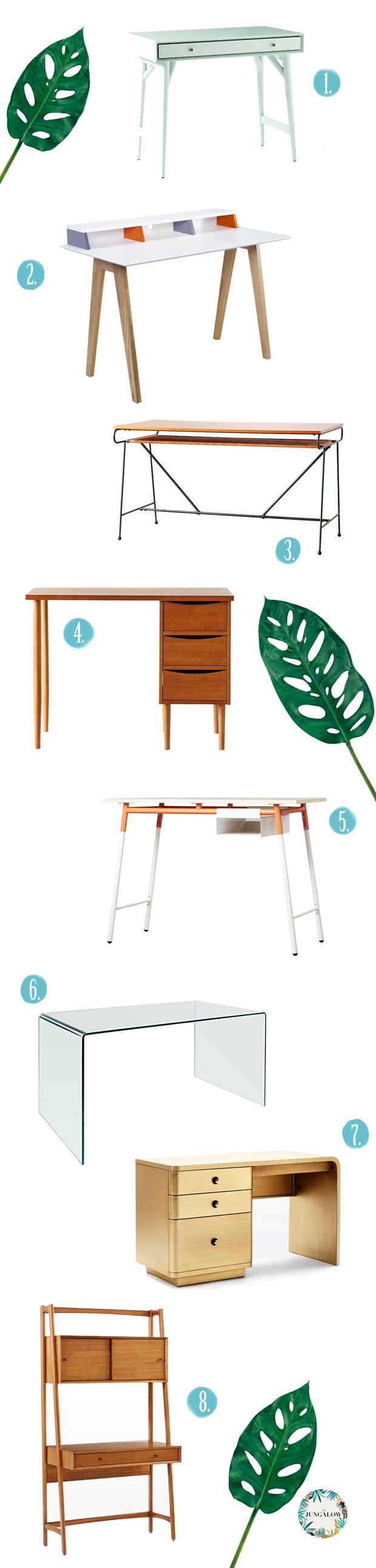 The Jungalow   Desk