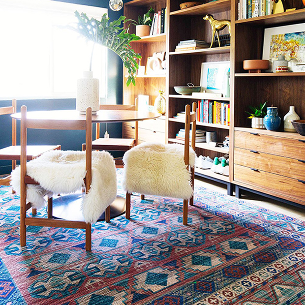 Dabito's dining room
