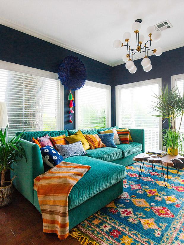 Dabito's living room