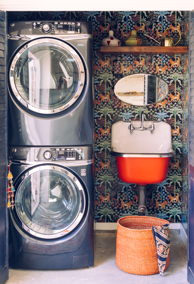 Our Laundry Room Overhaul With Home Depot Justina Blakeney